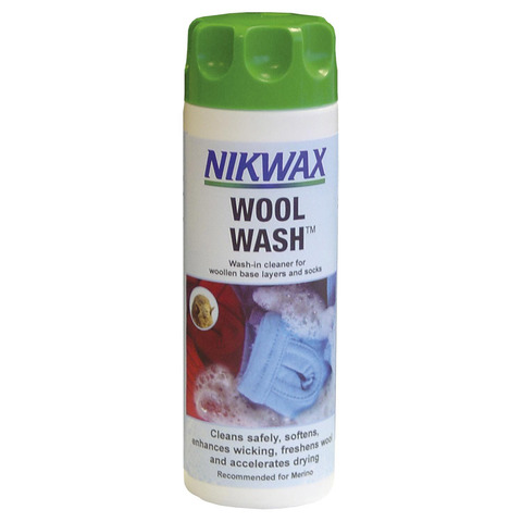 Nikwax Wool Wash 10oz - Outdoor Gear