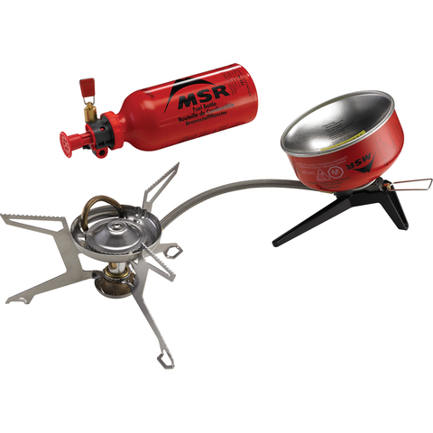 MSR WhisperLite Universal Stove - Outdoor Gear