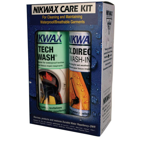 Nikwax Hardshell Duo Pack 10 oz - Outdoor Gear