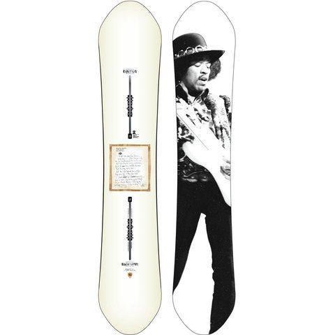 Burton Easy Livin Restricted Snowboard 2014