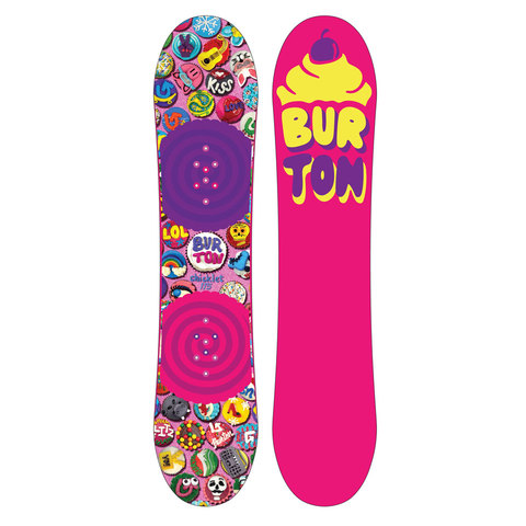 Burton Chicklet Snowboard - Kids' 2014