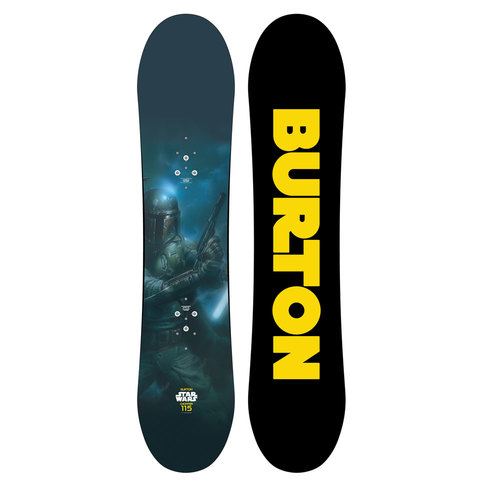 Burton Chopper Star Wars Snowboard - Kids'