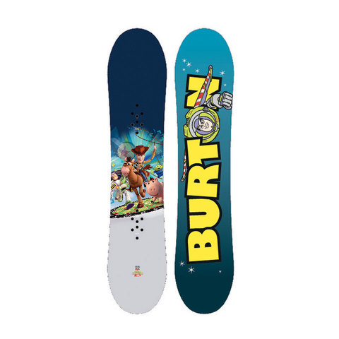Burton Chopper Toy Story Snowboard - Youth