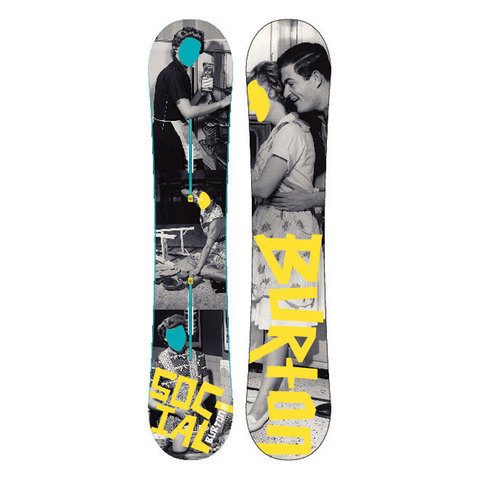 Burton Social Restricted Snowboard - Women's
