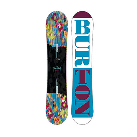 Burton Feelgood Snowboard - Womens - Outdoor Gear