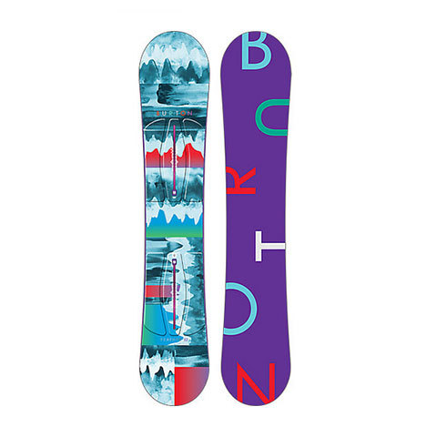 Burton Feather Snowboard - Womens - Outdoor Gear