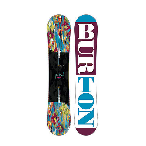 Burton Feelgood Flying V Snowboard - Womens - Outdoor Gear