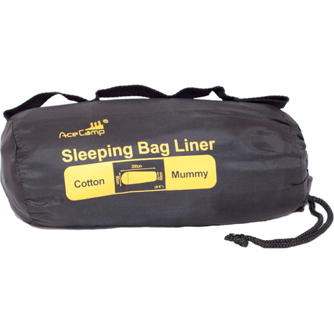 ACE CAMP COTTON SLEEPING BAG LINER