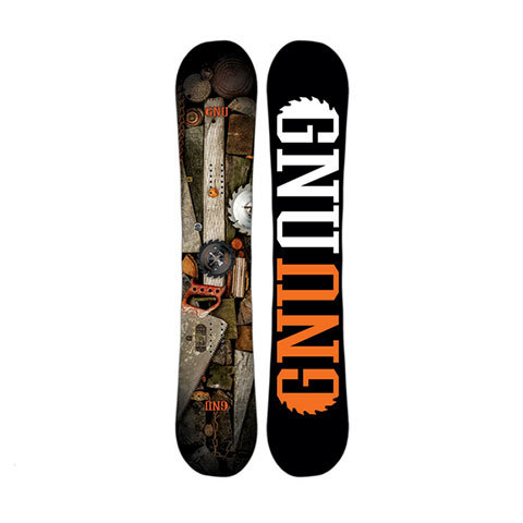 GNU Riders Choice C2 BTX Snowboard