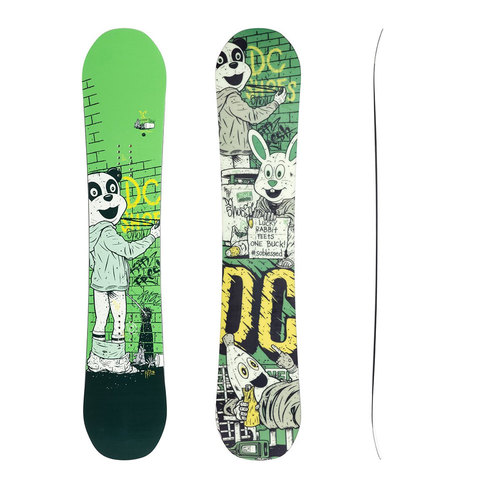 DC Cliver Ply Snowboard