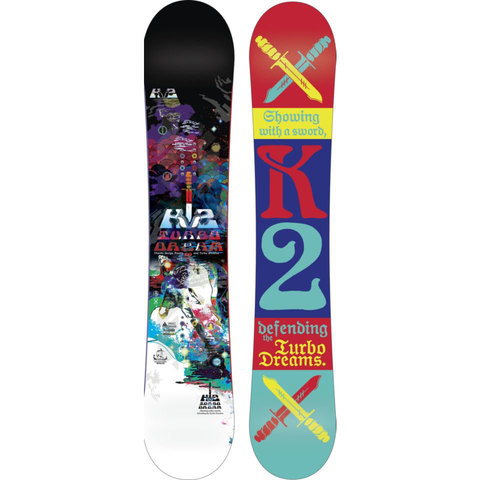K2 Turbo Dream Snowboard - Wide