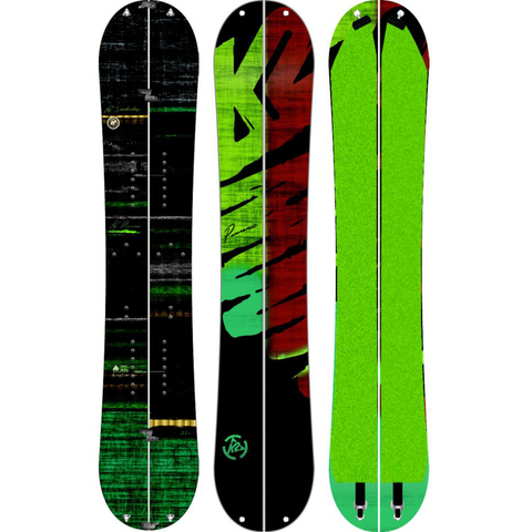 K2 Panoramic Split Snowboard Package