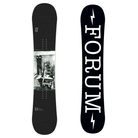 Forum Destroyer DoubleDog Snowboard - 2012