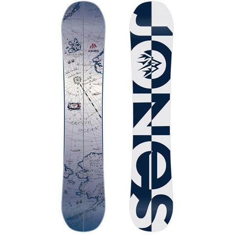 Jones Solution Split Snowboard