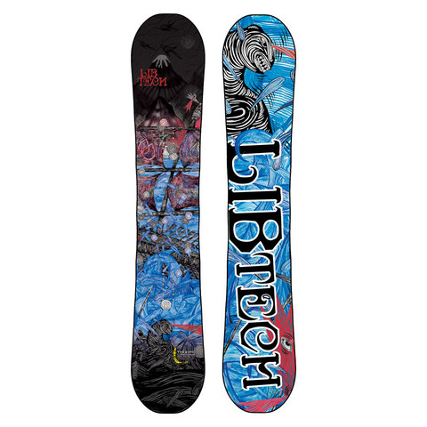 Lib Tech Travis Rice C2X Blunt Snowboard