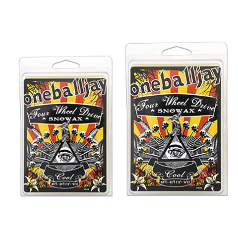 One Ball Jay Cool Mini Clam Wax