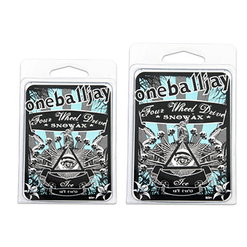 One Ball Jay Ice Mini Clam Wax
