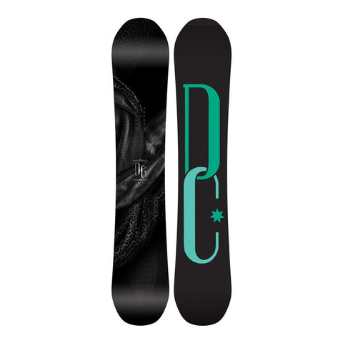 DC Ply Snowboard - Women's  2015