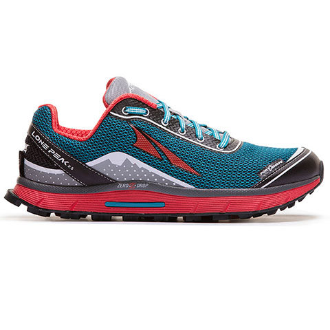 Altra Lone Peak 2.5 Trail Running Shoes - Women's