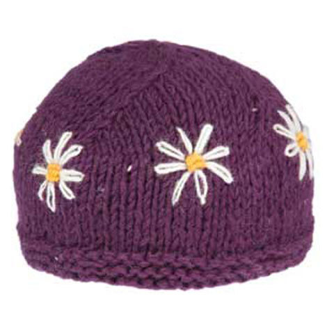 Ambler Mountain Works Daisy Beanie - Girl's