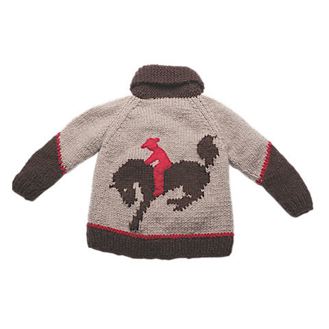 Ambler Mountain Works Whale Kid�s Sweater