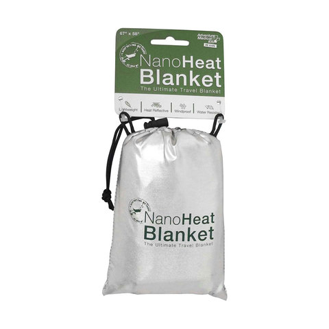 Adventure Medical Kits Nanoheat Blanket - Outdoor Gear