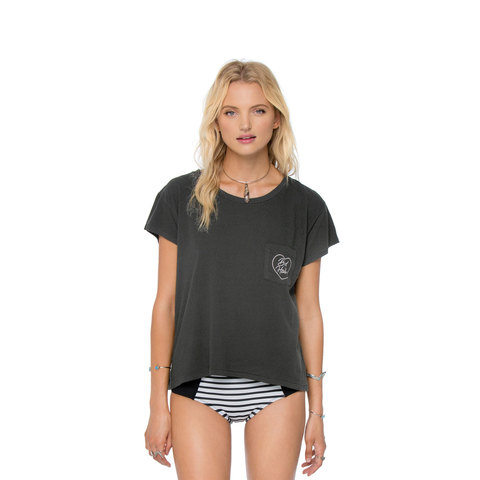 Amuse Society Bad Habits Tee - Womens - Outdoor Gear
