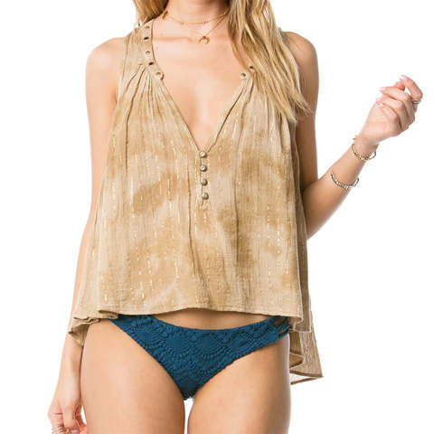 Amuse Society Marielle Woven Top - Womens - Outdoor Gear