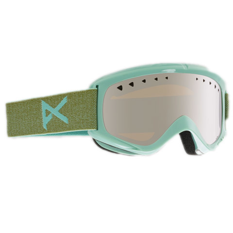 Anon Helix Snow Goggles - Blue / Gold