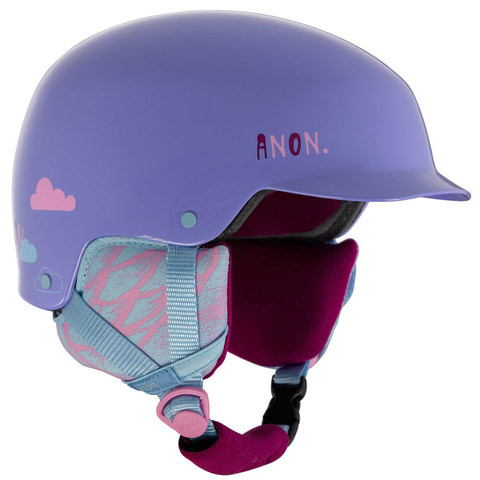 Anon Girls Scout Helmet - Youth