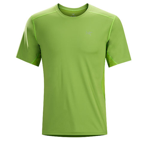 ArcTeryx Accelero Comp Short Sleeve Shirt