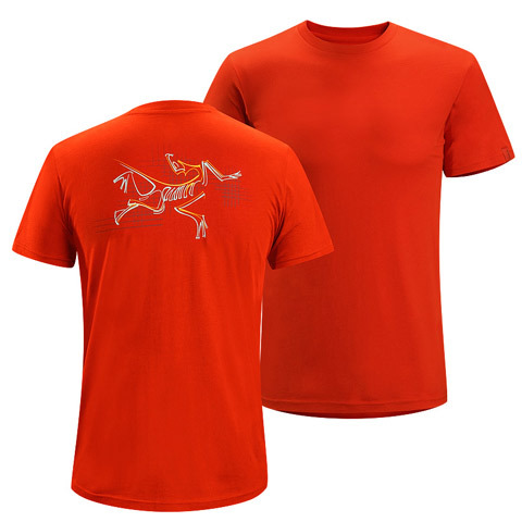 Arcteryx Graph Bird T-shirt