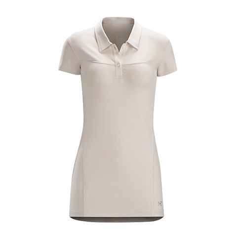 Arc'teryx Motive Polo Short Sleeve Shirt - Womens