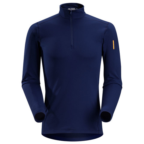 Arcteryx Phase Sv Zip Neck LS