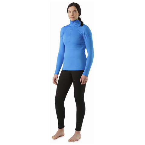 Arcteryx Rho AR Zip Neck Jacket - Womens