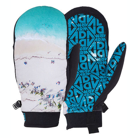 Armada Carmel Windstopper Mitt - Outdoor Gear
