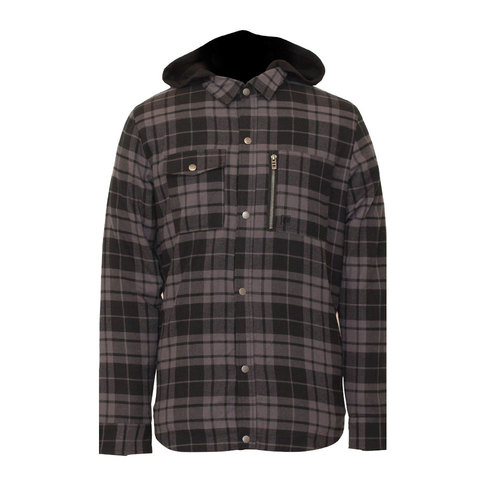 Armada Reading Flannel Hoody - Mens