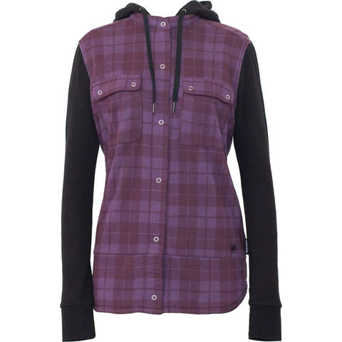 Armada Ruston Button-Up Hoody - Women's