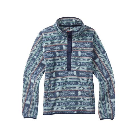 Burton Anouk Fleece Anorak - Womens