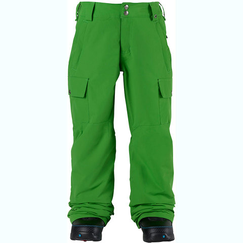 Burton Exile Cargo Snowboard Pants - Boys - Outdoor Gear
