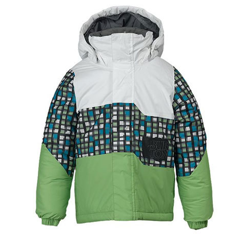 Burton Mini Shred Fray Jacket - Boy's