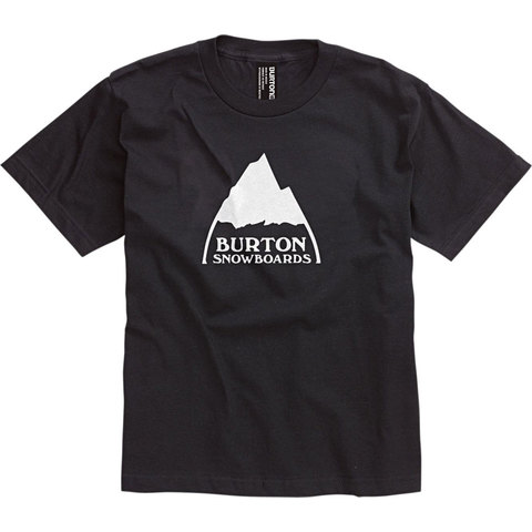 Burton Mountain Logo L/S Shirt