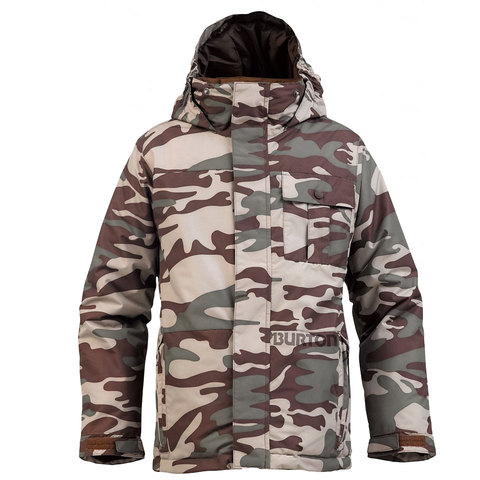 Burton Sludge Snowboard Jacket - Boy's
