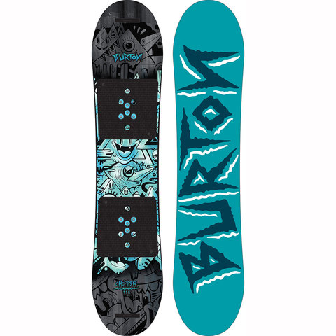 Burton Chopper Snowboard - Kids - Outdoor Gear