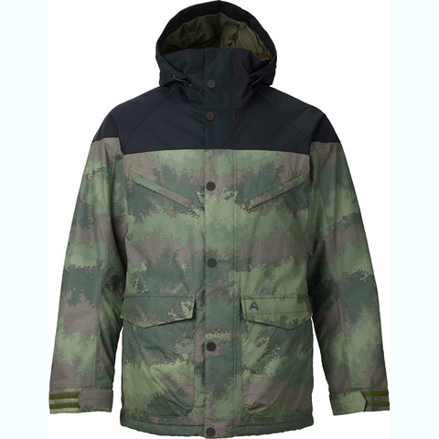 Burton Frontier Jacket- Mens - Outdoor Gear