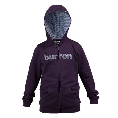 Burton Gravity Full-Zip Hoodie - Girl's