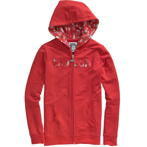 Burton Gravity Full Zip Hoody - Girls'