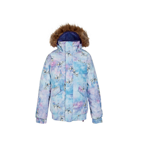 Burton Twist Bomber Snowboard Jacket - Girls - Outdoor Gear