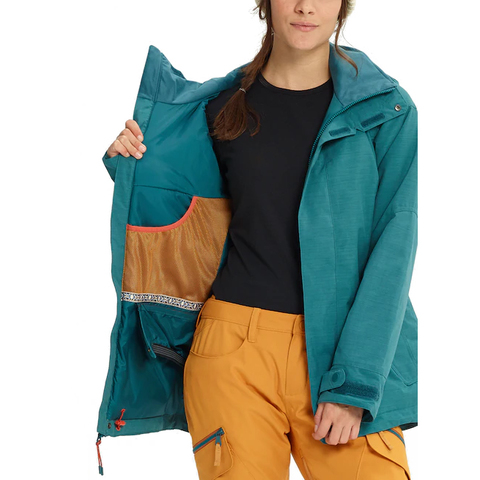 Burton Jet Set Jacket - Womens - Outdoor Gear