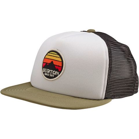 Burton Sunset Snapback Trucker Hat- Men's